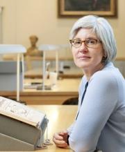 Headshot of Jane Kamensky
